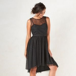 Lauren Conrad Black Dress